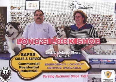 Long's Lock Shop. Inc.